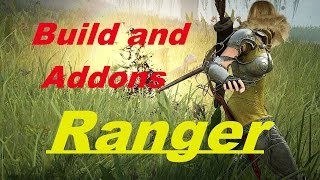 Black Desert Ranger Build and Addons /// Lets Dish It Out!!!