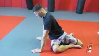 BJJ / MMA Training & Techniques | Core 4 Stretches | Inferno, Marlboro NJ