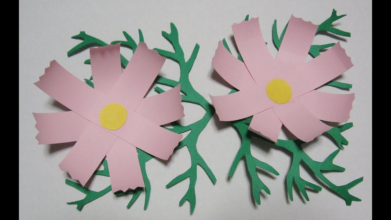 すべての折り紙 折り紙 飾り付け : kimie gangiの 秋の壁面掲示① ...