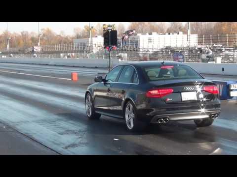 Audi S4 Stock Vs. Audi S4 with APR Chip