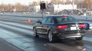 Audi S4 Stock Vs. Audi S4 with APR Chip