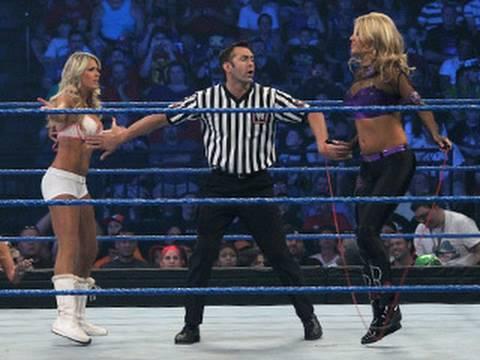 SmackDown: Kelly Kelly vs. Rosa Mendes