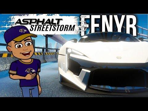 Asphalt Street Storm W Motors Fenyr Supersport Live Races and Tune!