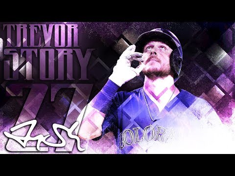 Trevor Story | 2018 Colorado Highlights ᴴᴰ