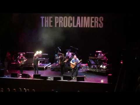 Proclaimers Live 29/07/16: Letter From America