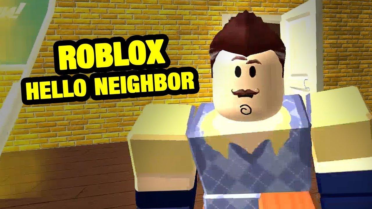 SECRET NEIGHBOR Roblox FULL GAME - YouTube