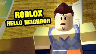 SECRET NEIGHBOR Roblox FULL GAME