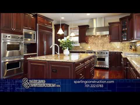 Sparling Construction Remodeling Ad
