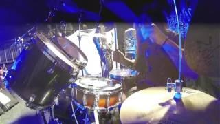 KRISIUN@Vengeance's Revelation--Max Kolesne-Live in Poland 2016 (Drum Cam)