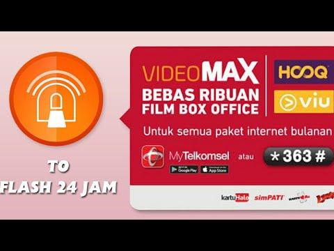 Cara Mengubah Kuota Videomax Menjadi Kuota Regullar Dengan