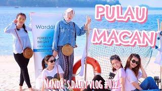 NANDA'S VLOG #012 : TRAVELING KE PULAU MACAN