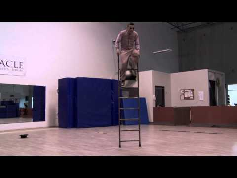 Blind on the  Ladder - Uzeyer Novruzov