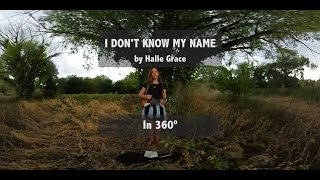 "360º ""I Don't Know My Name"" (Uke Cover) by 13-year old Halle Grace"