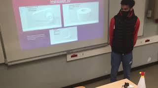 Olympiades de Sciences de l'Ingénieur 2021 – EQUIPE 3 – Système Anti-Somnolence pour Motard