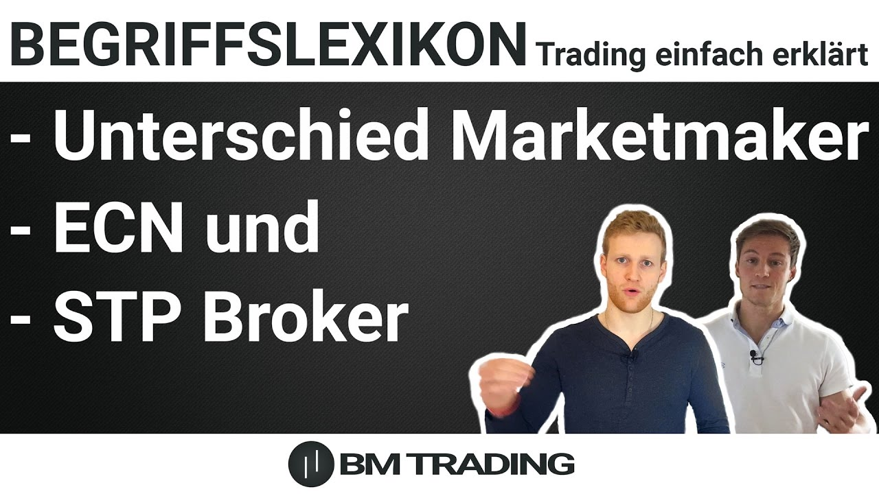 The Difference Between an STP and an ECN Forex Broker Explained