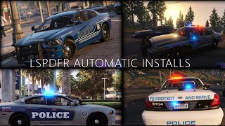 LSPDFR How to Install Dodge Charger & Crown Victoria by BxBugs 123 Revised 6/9/18