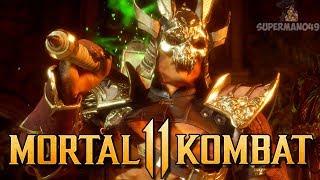 shao Kahn Making People Quit! - Mortal Kombat 11: