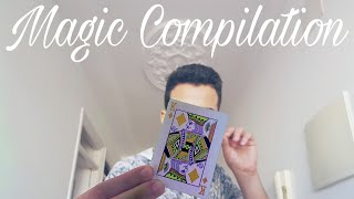 magic compilation by youssef albali