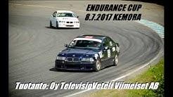 Endurance Cup Kemora Veteli Finland 8.7.2017