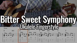 The Verve - Bitter Sweet Symphony (Ukulele Fingerstyle / Chord Melody)