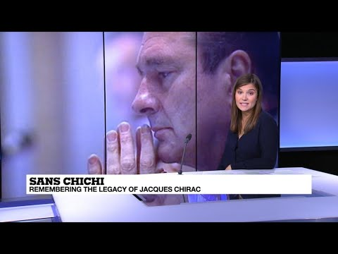 French connections - Remembering Jacques Chirac