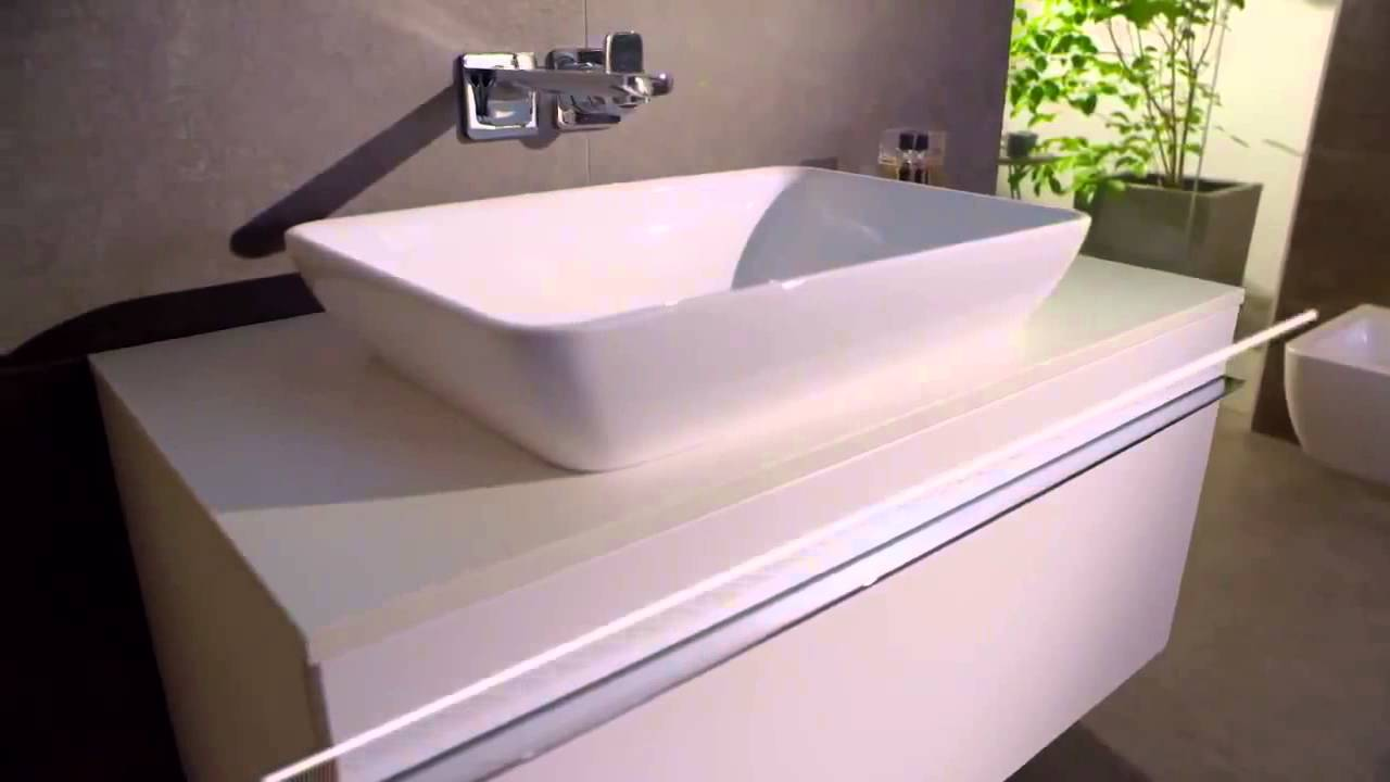 splash bad venticello by villeroy boch youtube. Black Bedroom Furniture Sets. Home Design Ideas