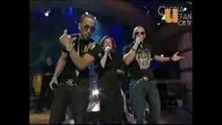 Gloria Estefan Feat. Wisin y Yandel - No Llores (El Show de Cristina 2008)