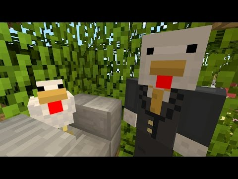 Minecraft Xbox - Sky Den - Chicken Demands (81)