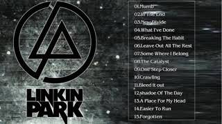Gambar cover Linkin park full album.
