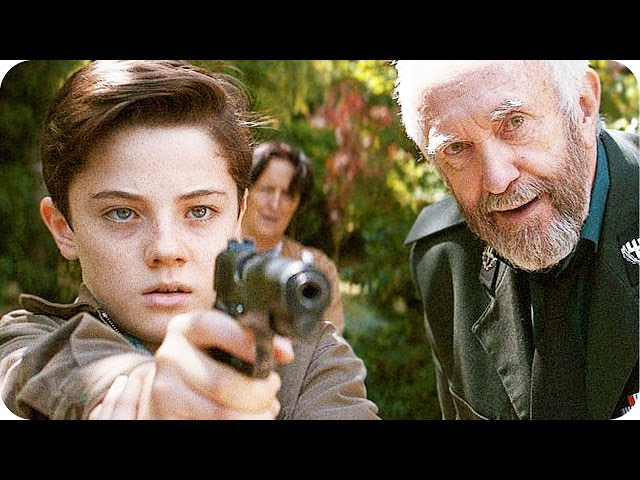 THE WHITE KING Trailer (2016) Dystopian Drama