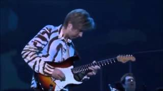 Eric Johnson   All Along the Watchtower Live