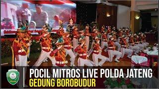Download lagu AKSI POCIL MITROS (JEPARA) PADA PUNCAK HUT BHAYANGKARA KE-73 @GEDUNG BOROBUDUR POLDA JATENG 2019