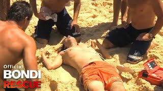Visiting 'Taka' Man Back From Dead | Best of Bondi Rescue