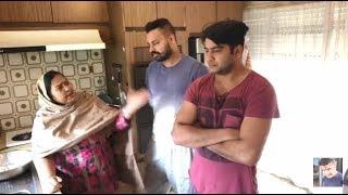 ਜਦੋਂ ਵਿਆਹ ਤੋਂ ਘਰੇ ਆਈਦਾ | Punjabi Funny Video | Mr Sammy Naz | Tayi Surinder Kaur | Vegemite Singh