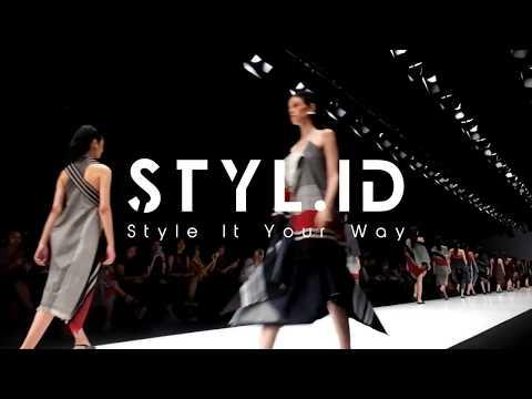 Lulu Lutfi Labibi Show 2017 - Jakarta Fashion Week 2018