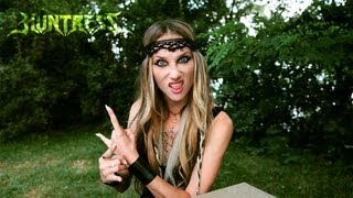 Huntress Interview With Jill Janus: Pack Your Bowls Now, This Will Blow Your Mind