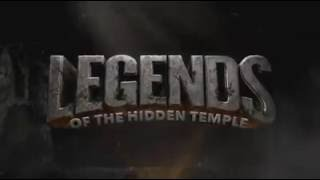 Trailer [HD] | Legends of the Hidden Temple 🏰