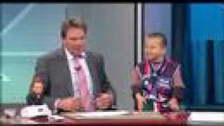 Jesse Dart AFL Footy Show
