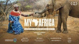Mon Afrique | Film officiel 360 [HD] | Conservation International