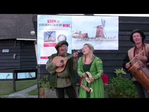 Molenprijs 2013 - educatief centrum bij Molen B te Alkmaar