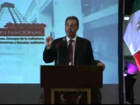 """Conferencia Magistral - """"El control de la Convencionalidad"""" - Dr. Eduardo Ferrer McGregor"""