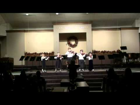 2011 Menomonee Falls Baptist Church Christmas Concert 5