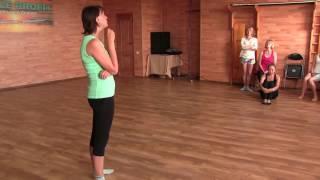 Приемы в постановке детского танца
