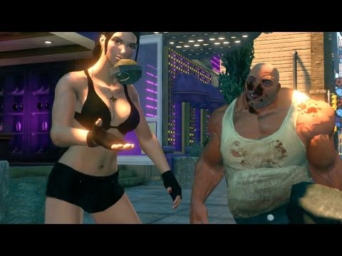 Steelport Here I Am: Babe and Pierce Roll Around Their New Home (Saints Row 3 | Female)