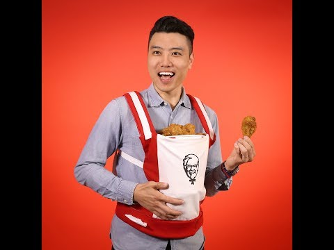 Dads behold: KFC Canada launches world-first Bucket Björn just in time for Father's Day