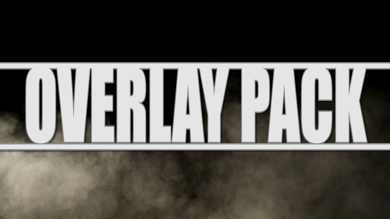 Video overlay pack ( sparkles,dust,colour transitions,..)