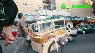 My PERFECT Mexican Street Has These Things | Mexico City