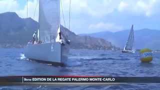 9e édition de la régate Palermo/ Monte-Carlo