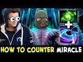 How to COUNTER 7-SLOTS Miracle with Aegis — Refresher Black Hole