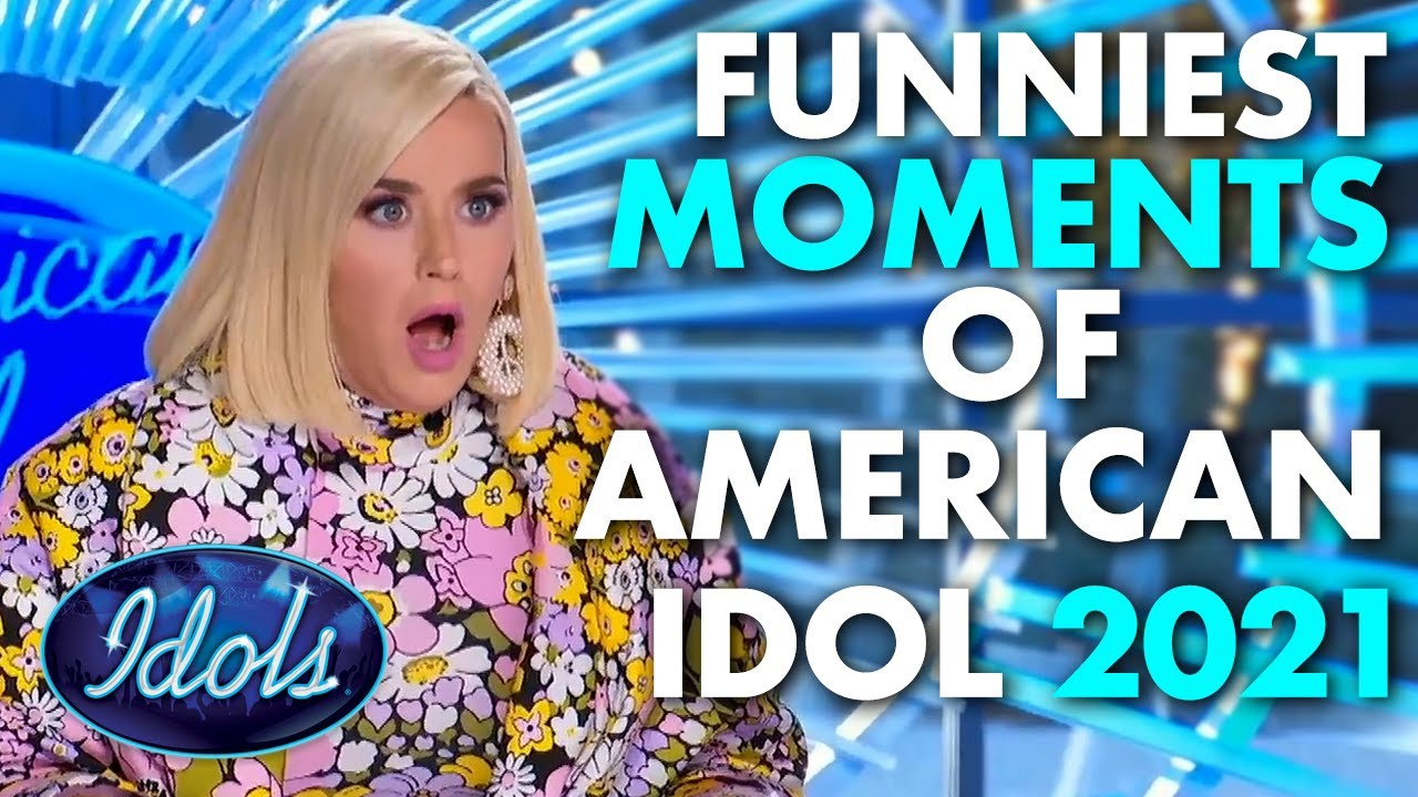 MOST HILARIOUS MOMENTS FROM AMERICAN IDOL 2021 | Idols Global